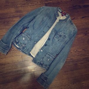 Jean jacket Blazer